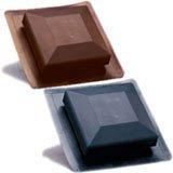 Вентиляционный элемент Armourvent Standart коричневый