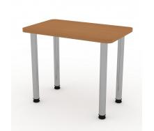 Нерозкладний кухонний стіл КС-9 Компанит ДСП 726х900х550 мм бук