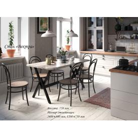Кухонный стол Вектра Тенеро 1600х800 мм нераскладной