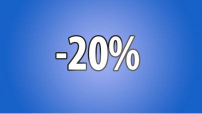 Акція Листопада -20%