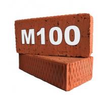 Кирпич рядовой пустотелый М-100