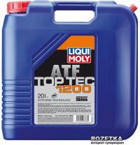 Трансмиссионное масло Liqui Moly Top Tec ATF 1200 20 л (3683)