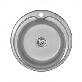 Кухонная мойка Imperial 510-D Micro Decor