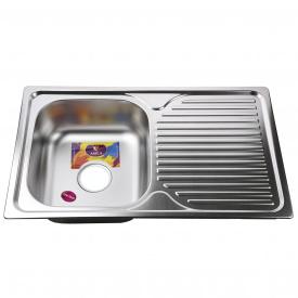 Мойка кухонная Mira MR 7848 D Decor