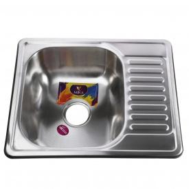 Мойка кухонная Mira MR 5848 Matt