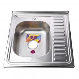 Мойка кухонная Mira MR 6060 L D Decor Left