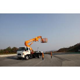 Автовышка до 28 метров Hyundai