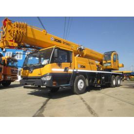 Автокран до 50 тонн XCMG