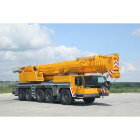 Автокран до 90 тонн Liebherr