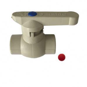 Кран шаровый(латунь) Kalde PPR ф63 21015