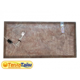 Коврик с подогревом ТепЛесик 30х60 см с димером линолеум