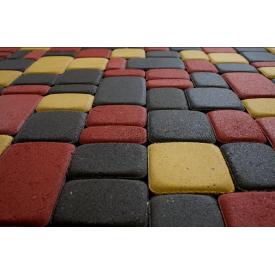 Тротуарна плитка Старе місто 4 елемента