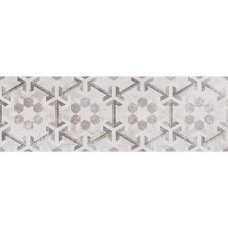 Керамічна плитка CONCRETE STYLE INSERTO GEOMETRIC 20x60
