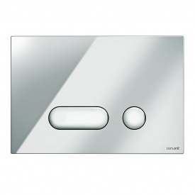 Кнопка слива INTERA глянец хром