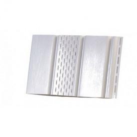 Софіт панель перфорована 300x3000мм RainWay, біла