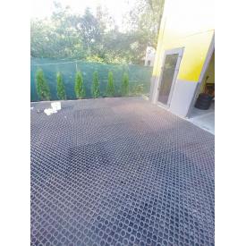 Модульна плита Георешетка 710х710х32 мм