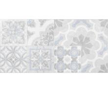 Керамічна плитка Doha сірий печворк №2 300х600