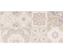 Керамическая плитка Doha бежевый пэчворк №2 300х600