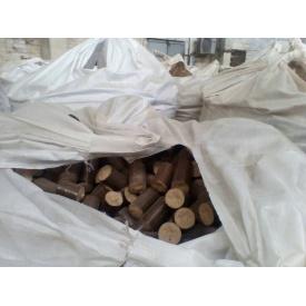 Брикет дубовий мішок 30 кг