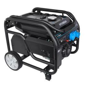 Бензиновый генератор Hyundai HHY 9050FE-T (6.5 кВт, ~3ф, 380 В)