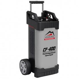 Пуско-зарядное устройство Vulkan CF400 (45-300 А, 30-300 А*ч) (30083)