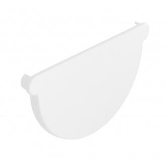 Заглушка ринви універсальна Nicoll 25 ПРЕМІУМ білий