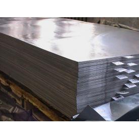 Лист алюминиевый 2х1000х2000 мм АД0