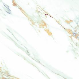 Керамограніт Inter Cerama CALACATTA GOLD 600х600 мм сірий полірований (6060 35 071/L)