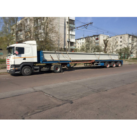 Аренда длинномера Scania R420