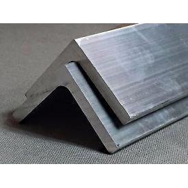 Уголок алюминиевый 100х50х3х3000 мм АД31 т5