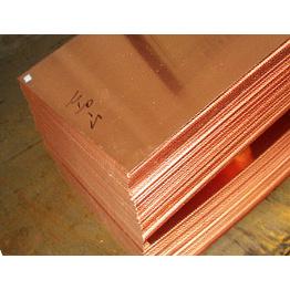 Лист медный 12х600х1500 мм М1