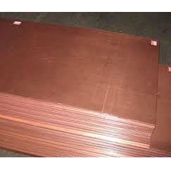 Лист медный 25х600х1500 мм М1