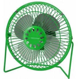 Вентилятор настільний USB Esperanza Yugo EA149R зелений