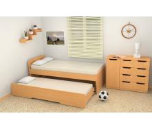 Детская мебель Компанит №1 для спальни двух детей