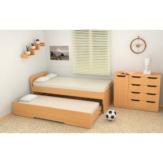 Дитячі меблі Компанит №1 для спальні двох дітей