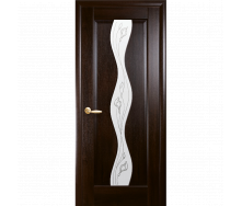 Межкомнатная дверь NS Волна р1, новый стиль Маэстра