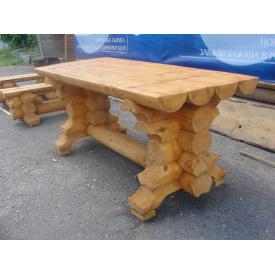 Стол садовый 0,85x2 м