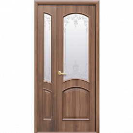 Межкомнатная дверь NS Антре р1 Новый Стиль Двустворчатая