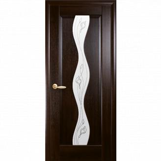 Міжкімнатні двері NS Хвиля р1, новий стиль Маестра