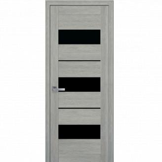 Міжкімнатні двері NS Лілу BLK Italia Мода ПВХ ULTRA