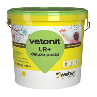 Шпаклівка Weber.vetonit LR Pasta 20кг