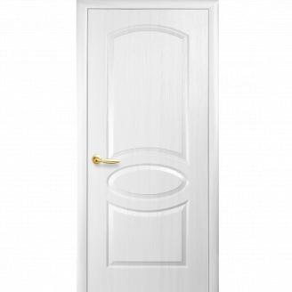 Межкомнатная дверь NS Симпли Овал П/Г новый стиль
