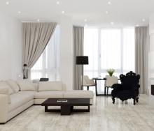 Які меблі підійдуть в дуже маленьку вітальню?