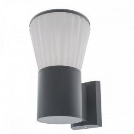 Светильник уличный настенный Brille PL-22/22 E27 DGY IP54 (34-278)