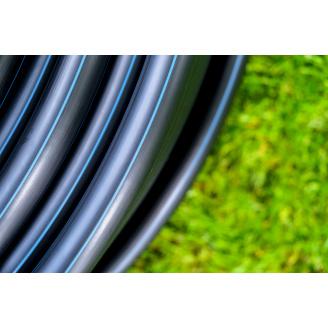 Труба для води 32 мм Планета Пластик SDR 17 поліетиленова для холодного водопостачання