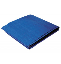 Тент ГОСПОДАР 6x12м синий (79-9612-В)