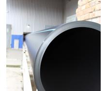 Труба для води 630 мм Планета Пластик SDR 17 поліетиленова для холодного водопостачання
