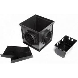 Дощоприймач Standartpark PolyMax Basic 300х300 мм комплект