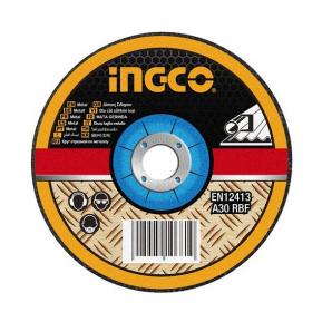 Диск шлифовальный INGCO MGD601251 125х6*22.2 мм