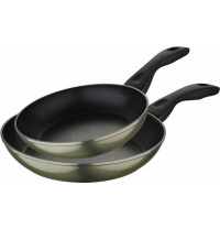 Набор сковородок 2 пр Neon Classic Bergner BG-30376-GR
